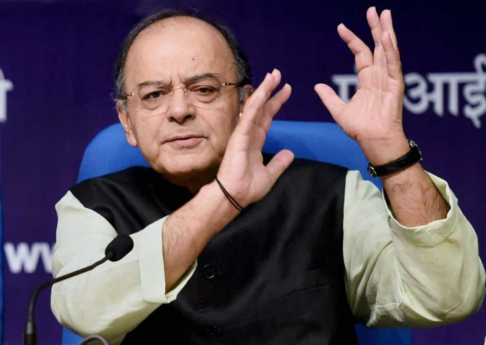 Jaitley accuses Pak of scuttling environment for talks
