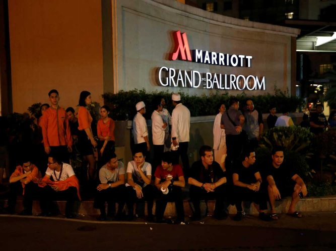 34 bodies found after gunman sets fire to Philippine casino: Police