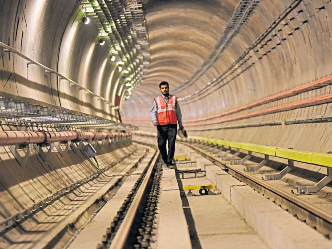 CRS inspection complete, Metro awaits results