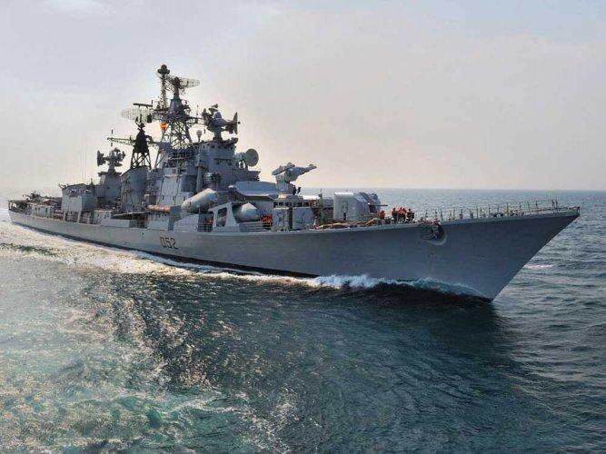 21-yr-old sailor found dead inside warship