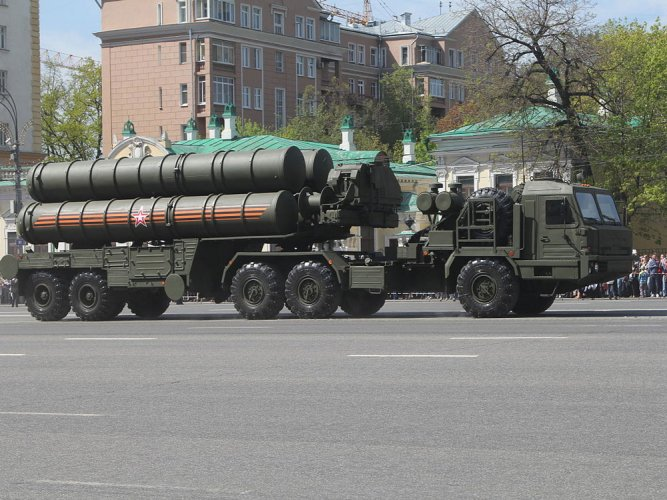 Russia preparing to supply S-400 missile systems to India
