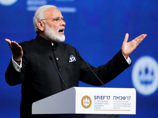 Paris or no Paris, India committed to climate protection: Modi
