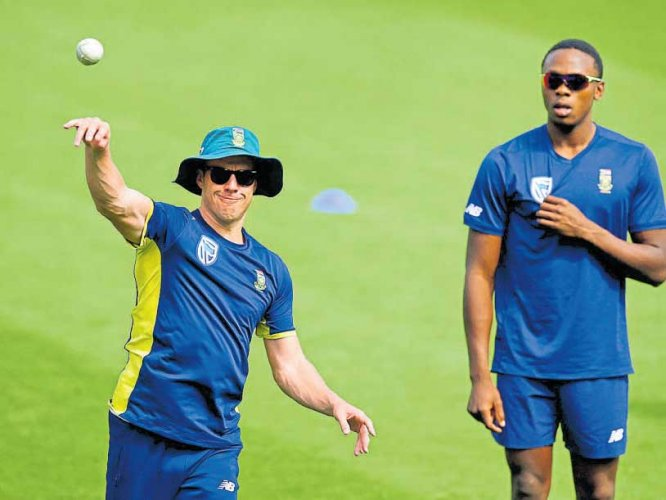 Proteas start firm favourites against SL