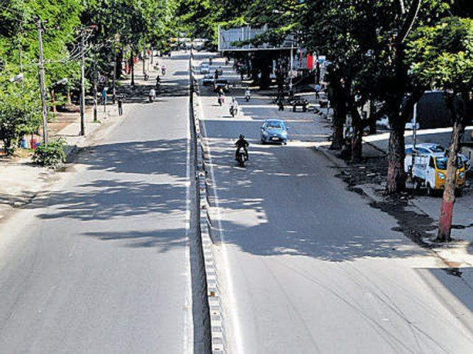Newly laid road hump claims pillion rider's life