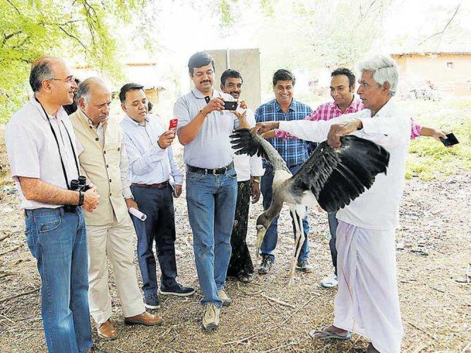 WWFchips in to preserve Kokkarebellur community reserve