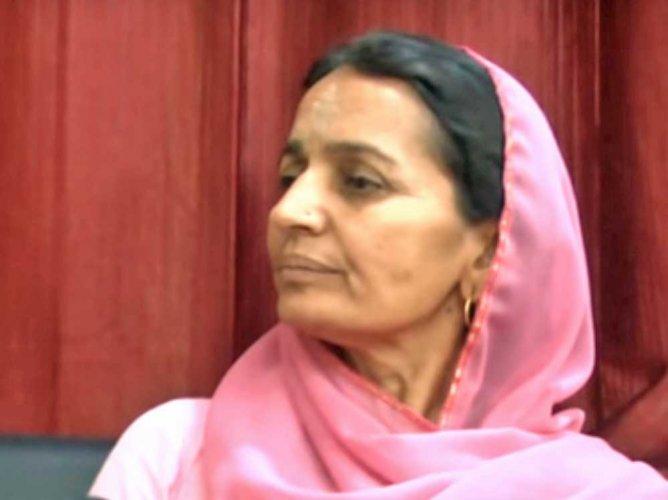 Bhanwari Devi murder case: Accused Indira Bishnoi held from MP