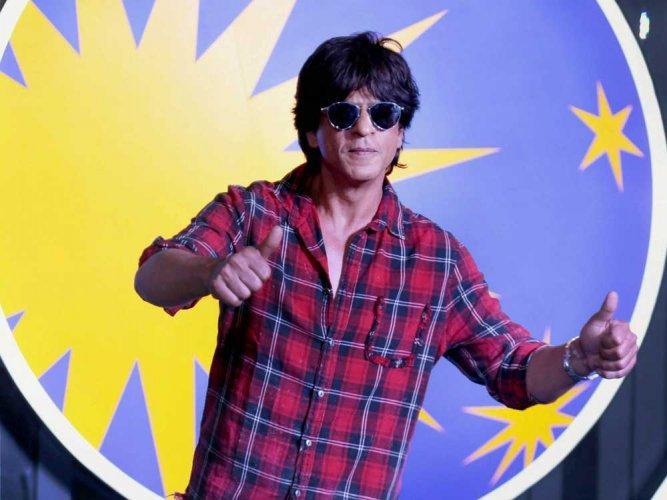 Shah Rukh Khan urges fans to watch 'Dear Maya'