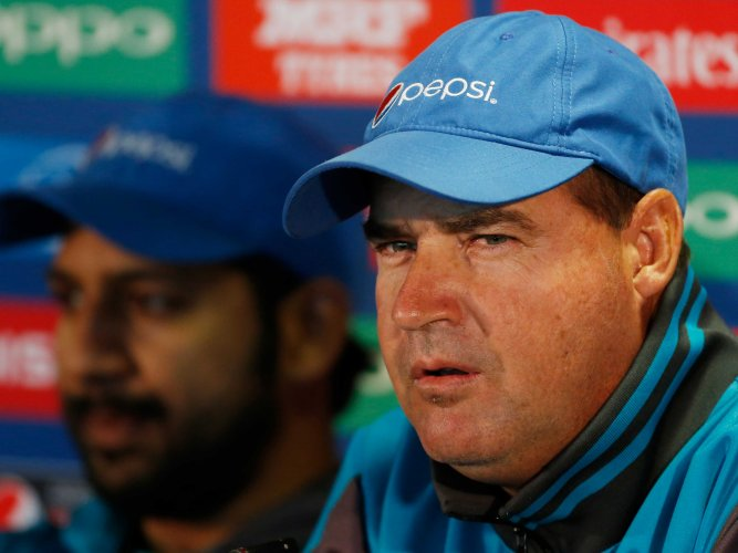 We are completely calm ahead of India match, says Pak coach