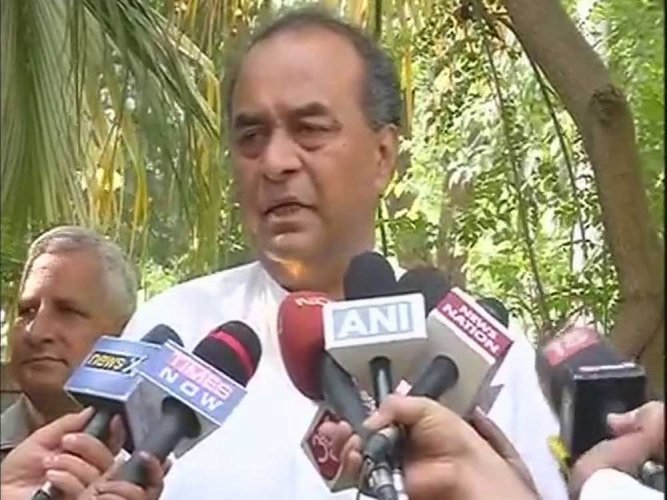 Attorney General Rohatgi's term extended
