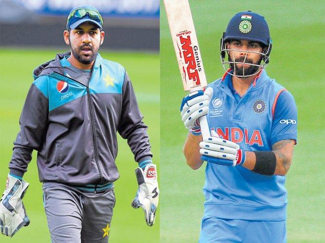 India favourites in needle clash