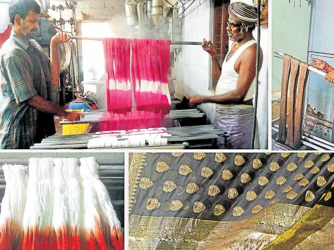 Dyeing units rue closure as flats continue to pollute