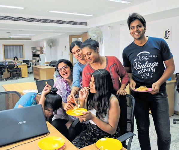 Millennials changing dynamics of workplace at India Inc