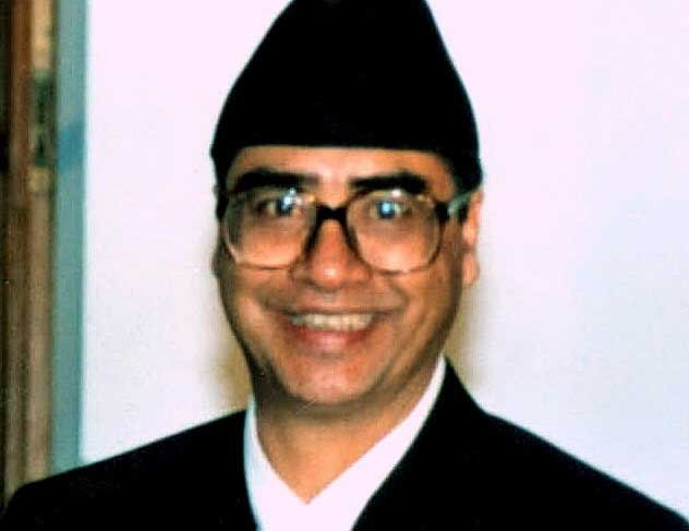 Deuba becomes sole candidate in Nepal prime ministerial race