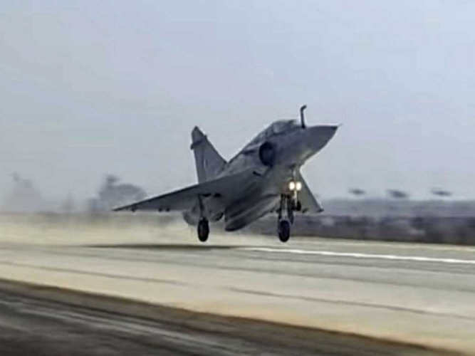 Two PLA choppers in Indian airspace; IAF probing