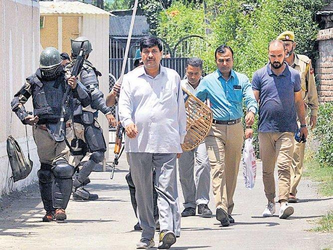 Terror funding probe: NIA continues raids in J&K