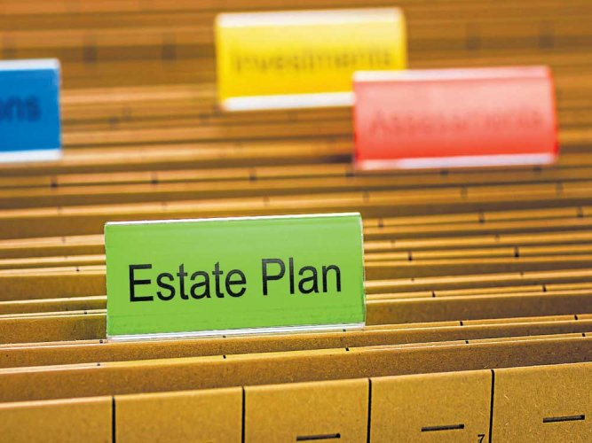 Plan your estate while you still have time
