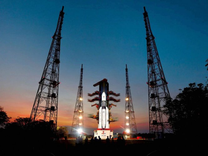 GSLV-Mk III  launch today