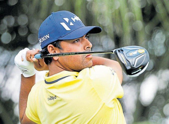 Lahiri finishes career-best 2nd in PGA