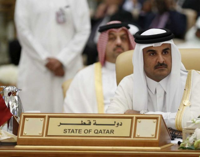 Qatar denounces 'unjustified' cut of Gulf ties