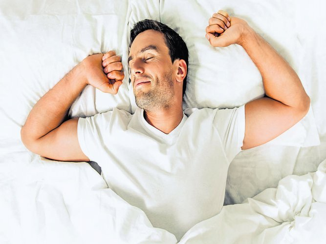 Sleeping late on weekends may up heart disease risk: study