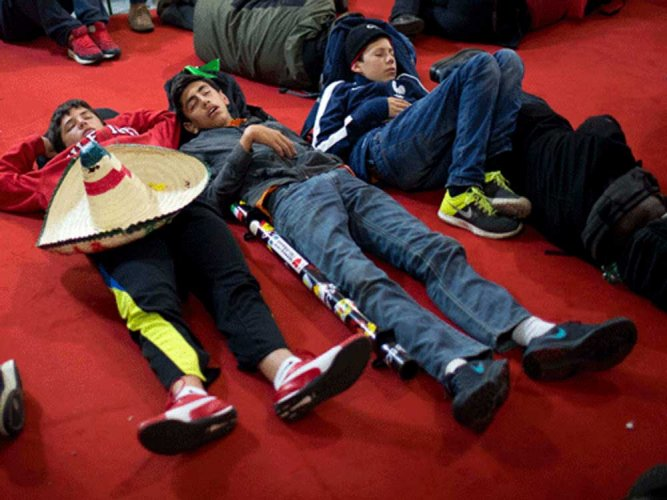 Sleeping an extra hour may make you a better athlete: study