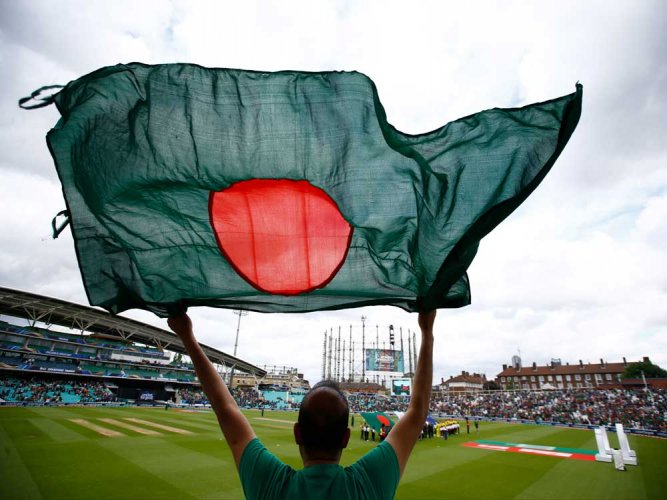 Bangladesh elect to bat against Australia