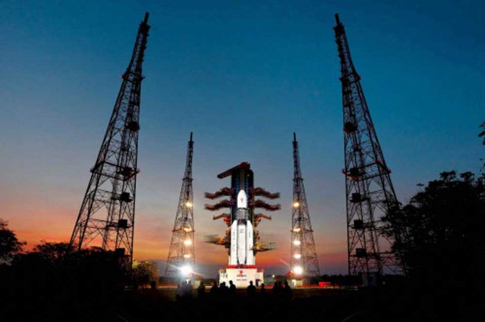 ISRO launches GSLV Mark III with GSAT-19 communication satellite