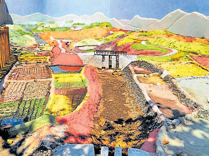 A 'village' designed for a cause