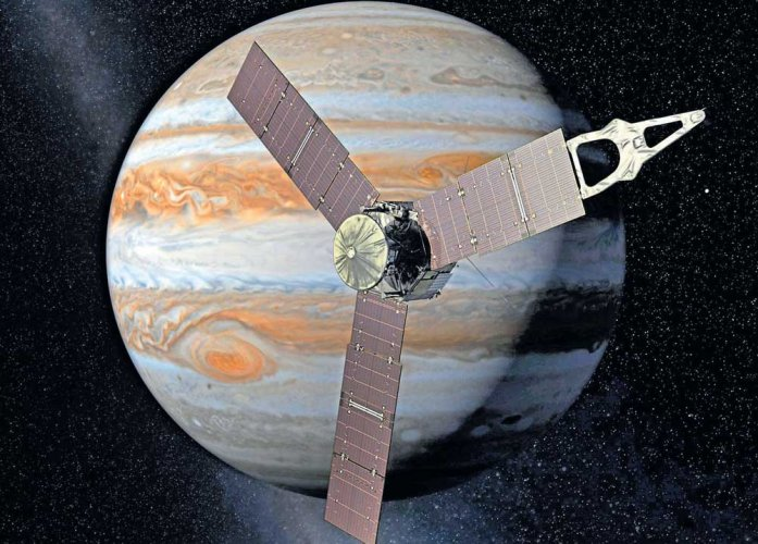 Juno: revealing the unexpected