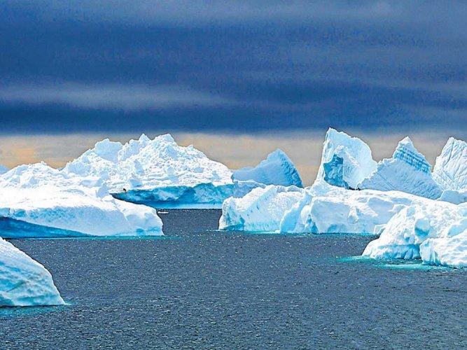 Antarctica's response to a warming world