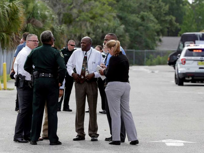 Six dead in Orlando workplace shooting