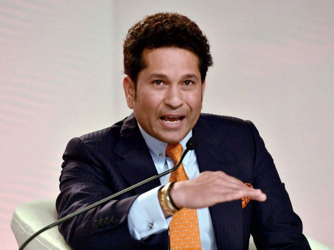 Sachin among stars in UN campaign to highlight fathers' critical role