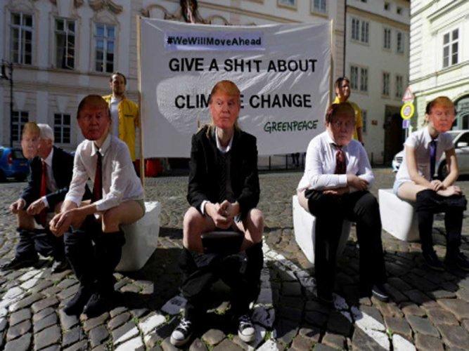 US Tech giants join alliance to honour Paris climate agreement