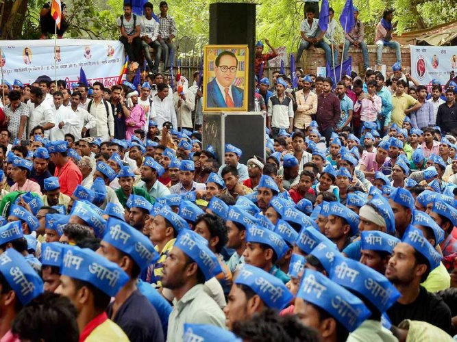 Bhim Army leader says ready to surrender if 37 'innocent' dalits released