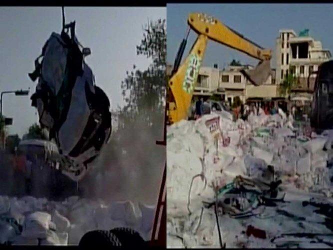 Five killed in Jaipur as truck hits car