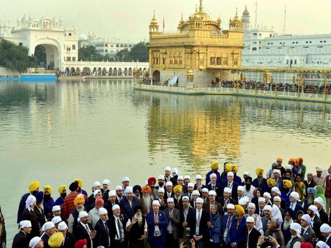 Khalistan slogans reverberate inside Golden temple on Op Bluestar anniversary