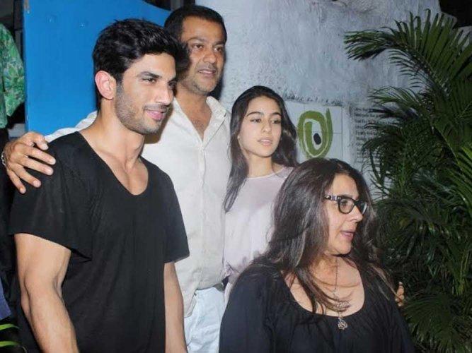 Sara Ali Khan to star opposite Sushant in romantic drama