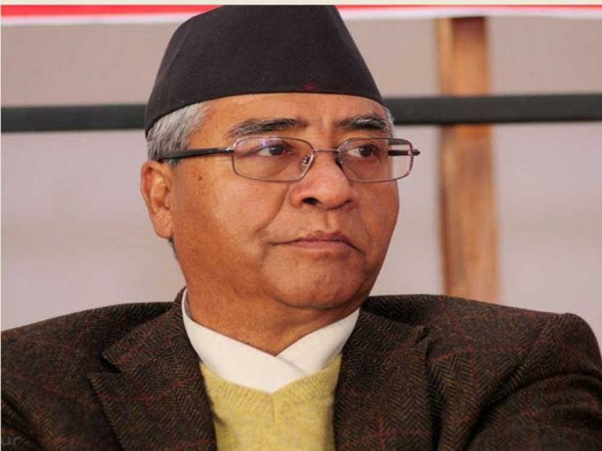 Deuba elected Nepal's prime minister for fourth time