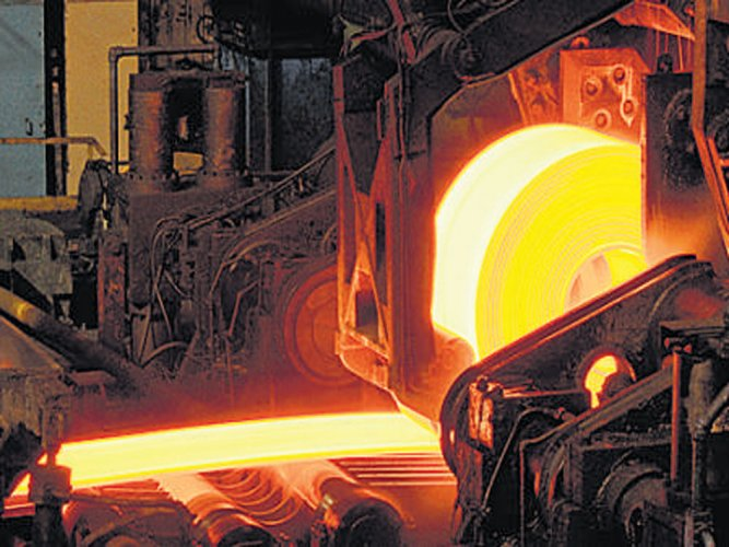 Crude steel output up 4.5% in April-May