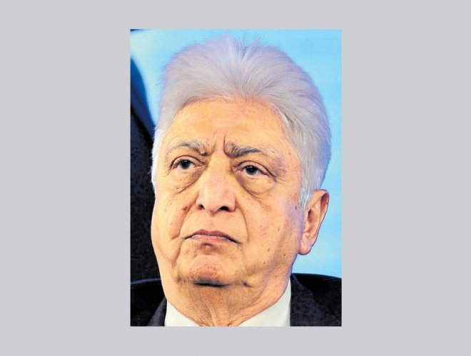 Wipro Chief Premji denies media report on sale of stake