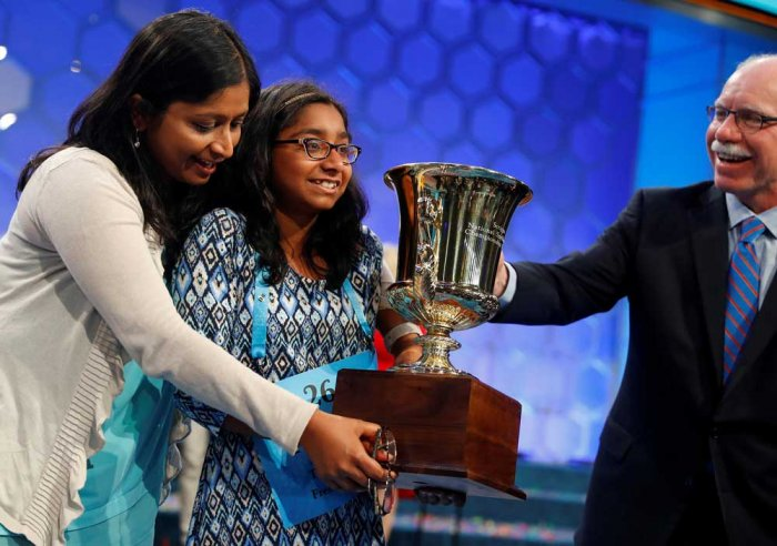 US lawmakers flay CNN anchor over remarks on Indian-American spelling bee winner