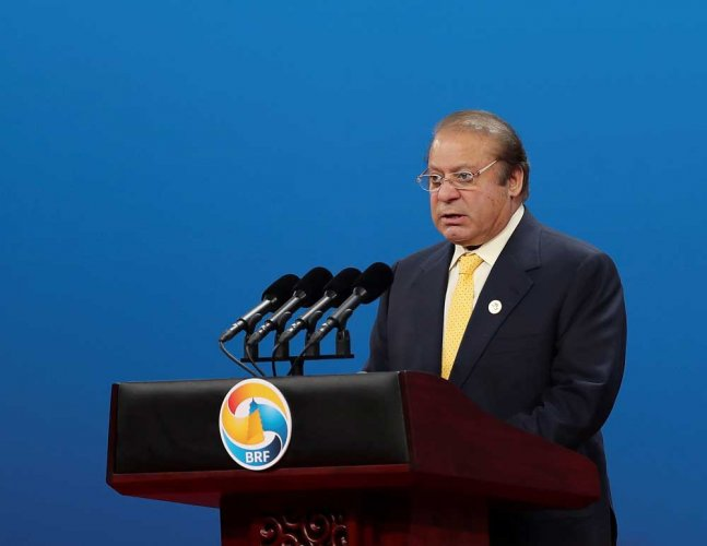 Sharif to attend SCO summit in Astana