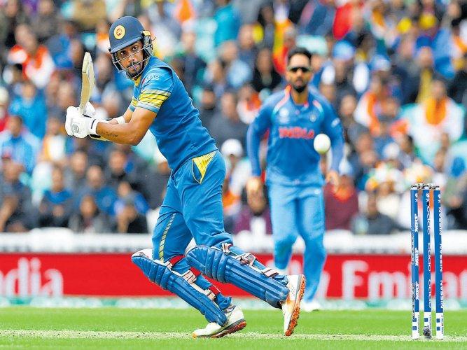Lanka pull off massive upset