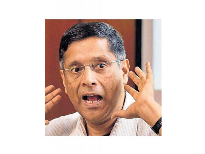 Arvind Subramaninan differs with Rajan on framing policies