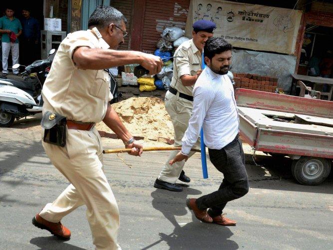 MP govt struggles to restore normalcy