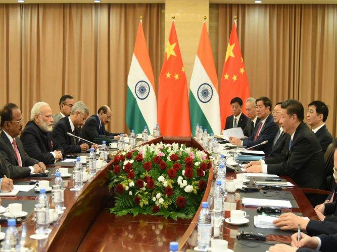 Enhance connectivity without infringing sovereignty: Modi at SCO