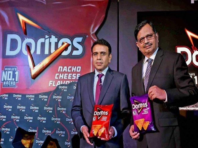 PepsiCo launches India made Doritos from Bengal