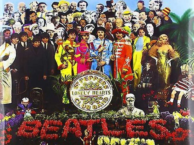 Uncredited Indian musicians on Beatles' 'Sgt Pepper' found