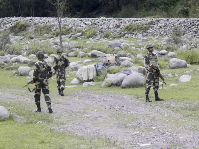 Army foils sixth infiltration bid along LoC in 48 hours