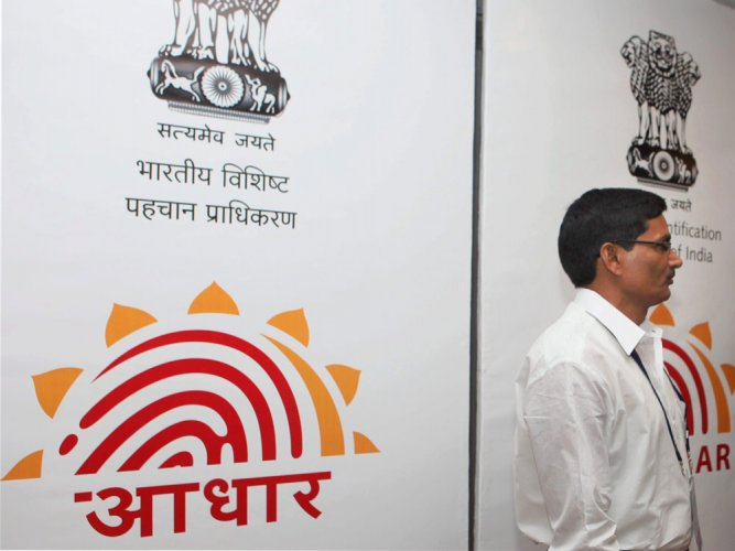95.1 pc citizens voluntarily enrolled for Aadhaar: Govt to SC